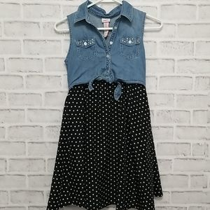 3/$20 Justice Girls Size 12 Dress